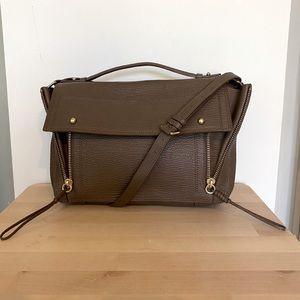 3.1 Phillip Lim Pashli Messenger Bag Taupe